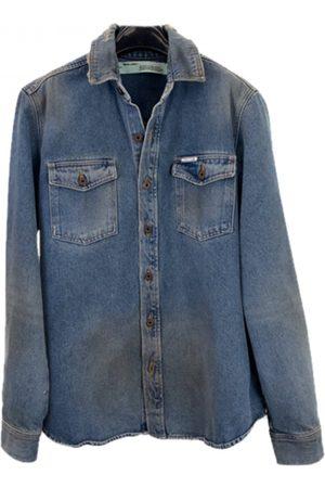OFF-WHITE \N Cotton Jacket for Men
