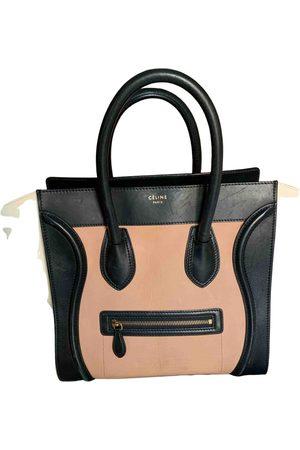 Céline Luggage Leather Handbag for Women
