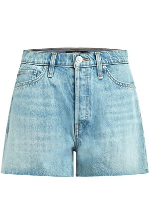 Hudson Women's Lori High-Rise Shorts - Mirrors - Size 29