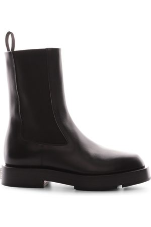 Givenchy Women's Squared Chelsea Ankle Boots - - Size 9