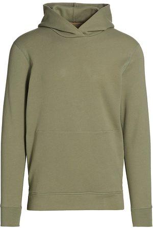 JOHN ELLIOTT Men Sweatshirts - Men's Hooded Villain Sweatshirt - Sage - Size XL