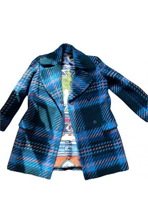 Stella Jean \N Tweed Coat for Women