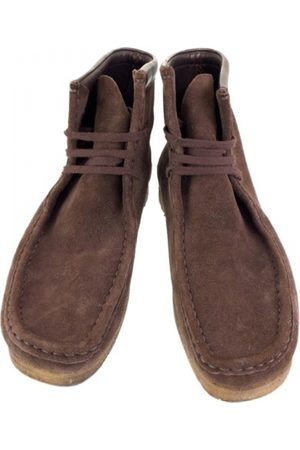 Tom Ford \N Suede Boots for Men
