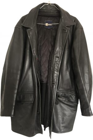 JULES \N Leather Coat for Men