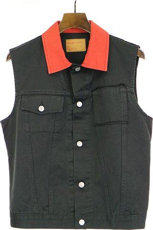 Helmut Lang \N Denim - Jeans Jacket for Men