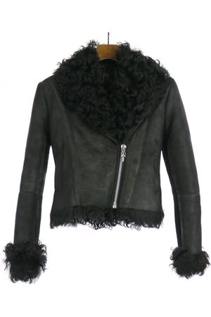 CHROME HEARTS \N Leather Jacket for Women