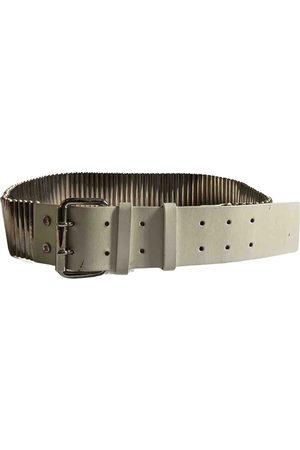 Céline VINTAGE \N Metal Belt for Women