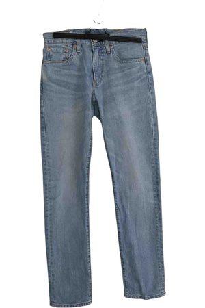 Levi's 502 Cotton Jeans for Men