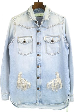 OFF-WHITE \N Denim - Jeans Jacket for Men