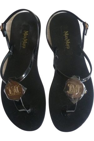 Max Mara \N Rubber Sandals for Women