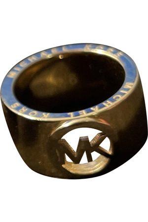 Michael Kors \N plated Ring for Women