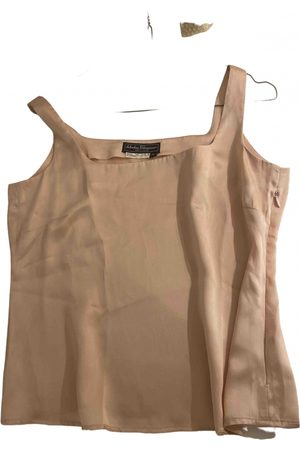 Salvatore Ferragamo Women Camisoles - Silk camisole