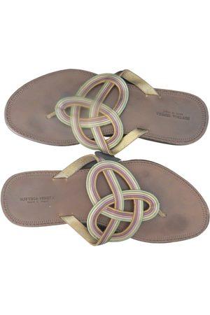 Bottega Veneta \N Leather Sandals for Women