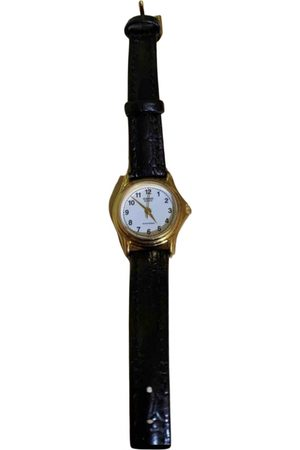 Casio \N plated Watch for Women