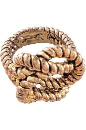 Bimba y Lola \N Metal Ring for Women