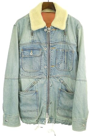 SACAI \N Cotton Jacket for Men