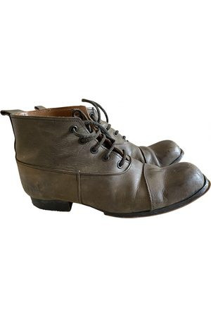 PAUL HARNDEN SHOEMAKERS \N Leather Ankle boots for Women