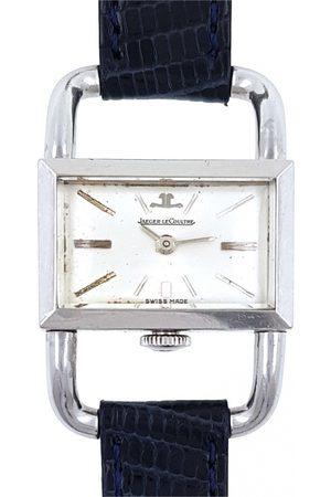 Jaeger-LeCoultre Women Watches - VINTAGE Etrier Steel Watch for Women