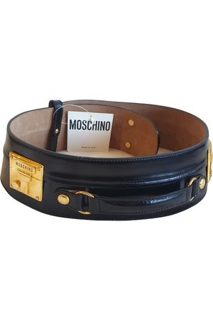 Moschino \N Leather Belt for Women