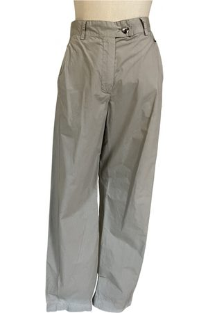 Vivienne Westwood Anglomania \N Cotton Trousers for Women