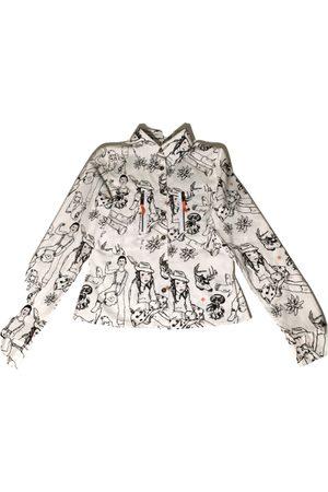 JC DE CASTELBAJAC \N Cotton Jacket for Women