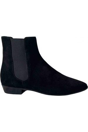 Céline Men Boots - Jacno Suede Boots for Men