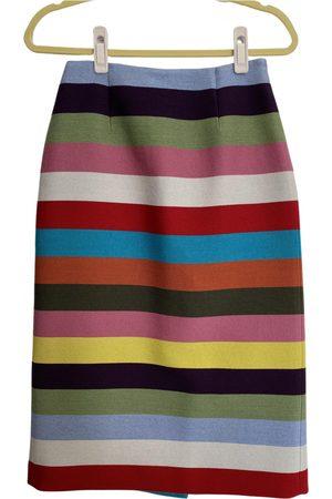 Mary Katrantzou Women Skirts - \N Wool Skirt for Women