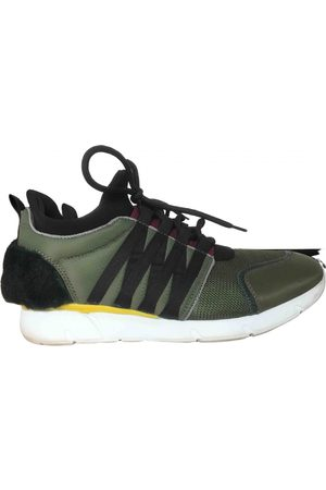 Msgm \N Cloth Trainers for Men