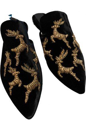 Sanayi 313 \N Velvet Sandals for Women