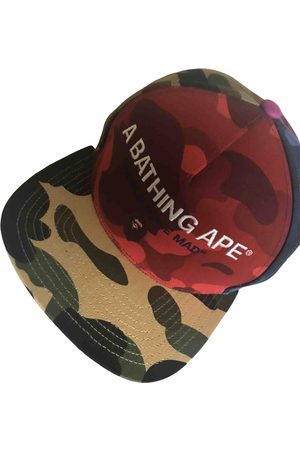 AAPE BY A BATHING APE \N Cotton Hat & pull on Hat for Men
