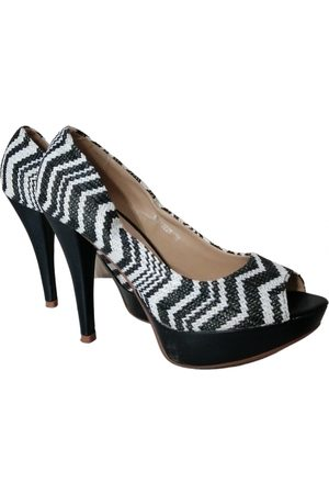 By Malina \N Cloth Heels for Women