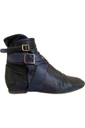 Chloé \N Leather Ankle boots for Women