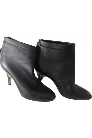 Nicholas Kirkwood \N Leather Ankle boots for Women
