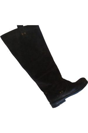 Palladium \N Suede Boots for Women