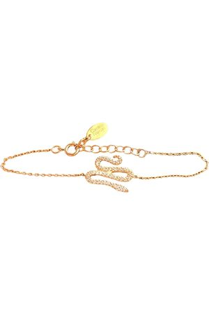 Caroline Najman \N plated Bracelet for Women