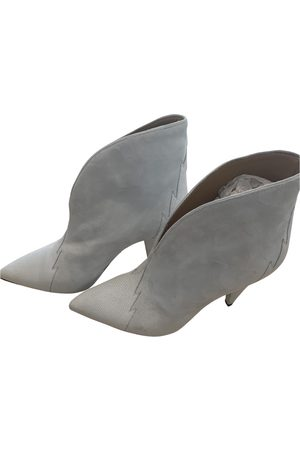 Isabel Marant \N Suede Ankle boots for Women