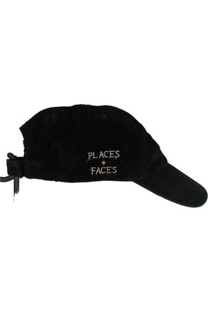 Places + Faces \N Cotton Hat & pull on Hat for Men