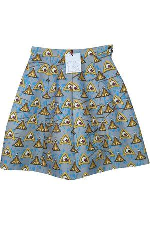 Stella Jean \N Cotton Skirt for Women