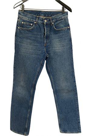 Sandro \N Cotton Jeans for Men
