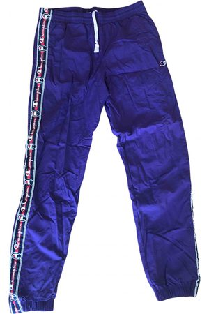 Champion \N Trousers for Men