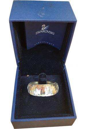 Swarovski \N Steel Ring for Women