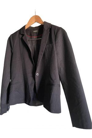 Kookai Navy Polyester Jacket