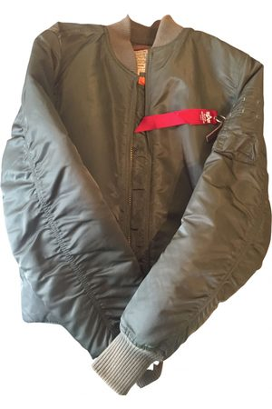 Alpha Industries \N Leather Jacket for Women