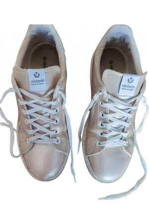 victoria \N Leather Trainers for Women