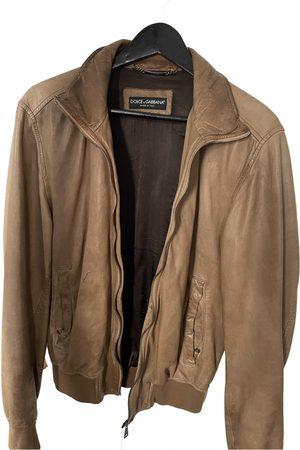 Dolce & Gabbana \N Leather Jacket for Men