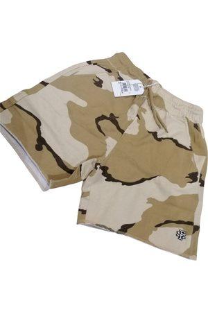 Franklin & Marshall \N Cotton Shorts for Men