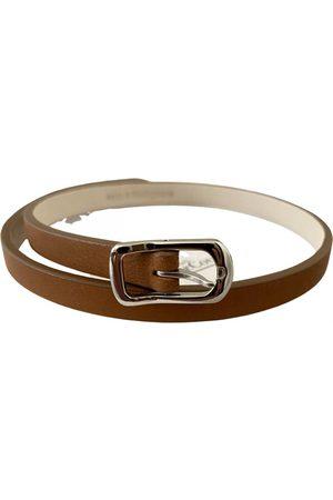 Jaeger-LeCoultre \N Leather Bracelet for Women