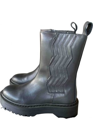 Gestuz \N Leather Ankle boots for Women