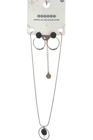 Bonobo \N Steel Jewellery Set for Women