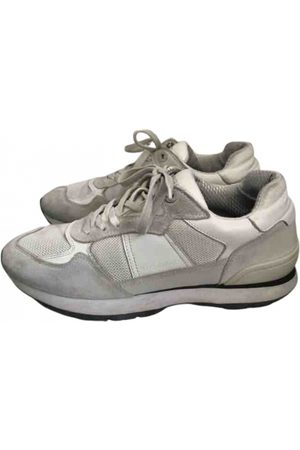 Sandro \N Suede Trainers for Men